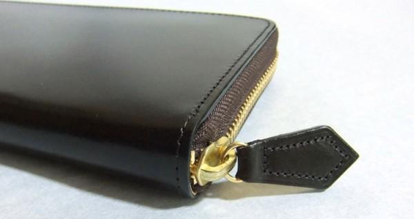 ブライドル グランドウォレットは財布の完成まで5カ月もかかるそうです