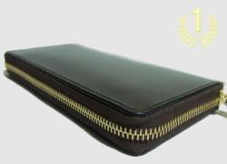 人気NO.1の革財布・ブライドル グランドウォレット