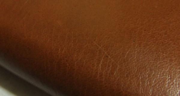 革財布についた傷