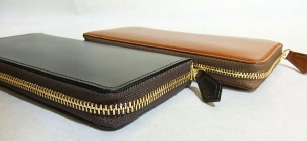 財布を使い分けると傷や汚れ予防になりますね。