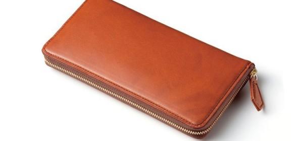 マットーネレザーを使った革財布の特徴