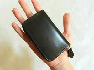 アウトド財布として多機能な小銭入れおすすめです