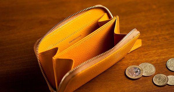 この小銭入れプレゼントとしておすすめです