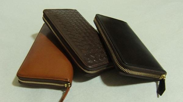 ブランド品が嫌い・苦手な男性には、上質な財布をプレゼントすると喜ばれますね
