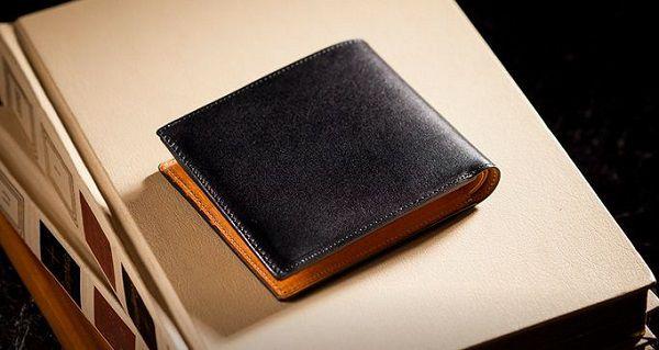 3万円以内の人気NO.2のメンズ二つ折り財布