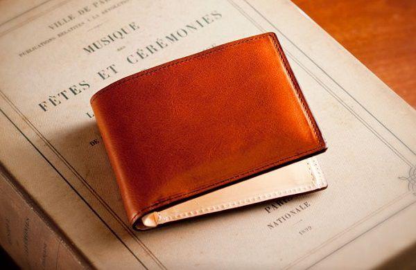 3万円以内で人気NO.3のメンズ二つ折り財布
