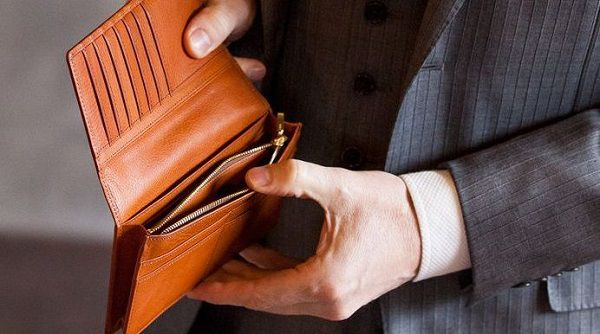 経年変化を楽しめる本革メンズ長財布