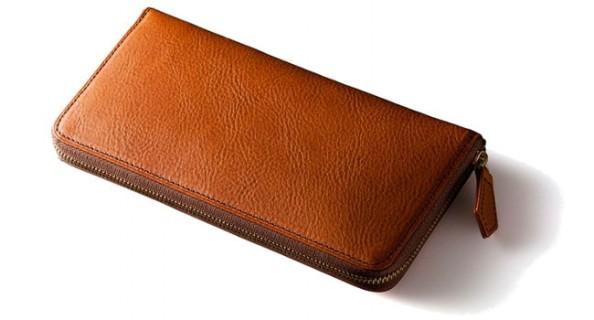 ミネルバボックスを使った財布