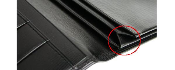 風琴マチ(ふうきんまち)構造の財布