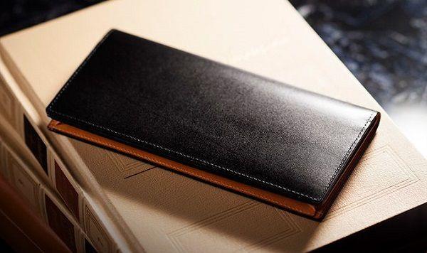 人気NO.3ボックスカーフ札入れ長財布メンズ