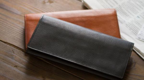 人気NO.2の日本製のミネルバボックス・メンズ二つ折り財布