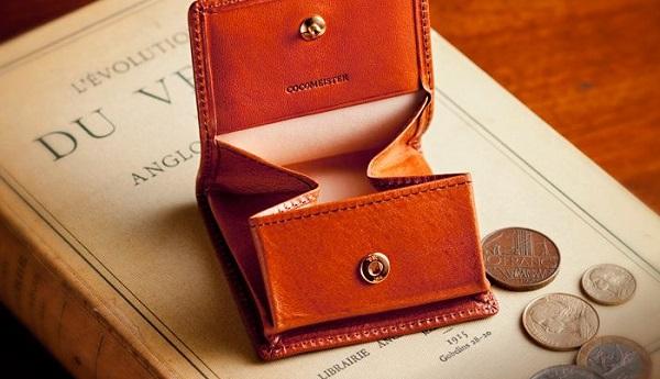 人気NO.2のマットーネレザー・ボックス型小銭入れ