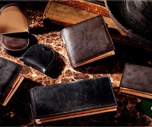 財布や小銭入れが人気