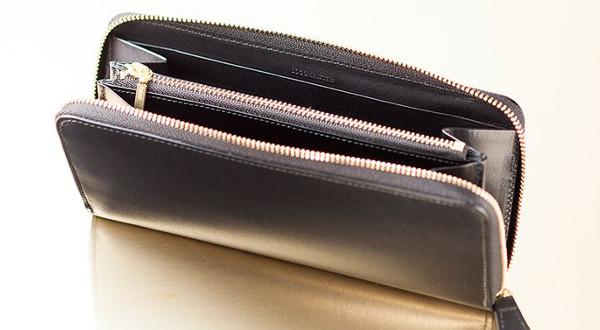 中身に拘った最上級のペア財布としておすすめです