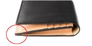 ササマチの長財布