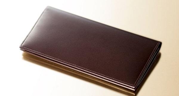 最上級の薄いメンズ長財布
